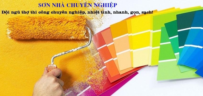 Thợ sơn giá rẻ nhất Hà Nội